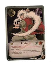 Pervy Sage 101 Ultra rare Naruto card Jiraiya