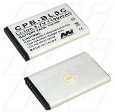BR-5C 1100mAh battery for Nokia 2323 2330 2600 2610 2626 2700 2710 2730 3100