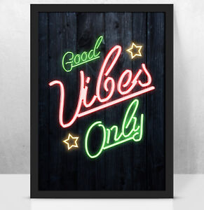 Personalised-GOOD-VIBES-ONLY-Custom-worded-NEON-SIGN-art-print-Any-words-names