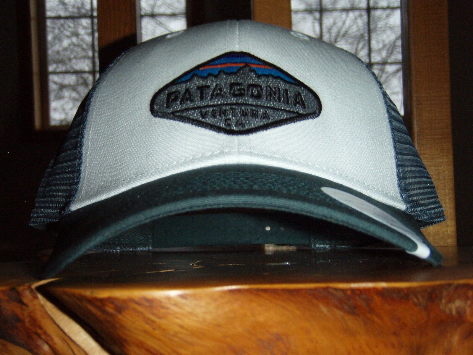 Patagonia Fitz Roy Crest LoPro  FALL2016 Organic Cotton Hat  top brands sell cheap