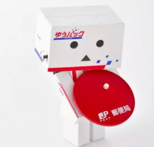 KAIYODO-Danbo-mini-Danboard-Yu-pack-Japan-Post-Limited-Mini-Version-NEW