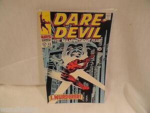 Daredevil-44-I-Murderer-Comic-Book-Very-Fine-Condition-September-1968