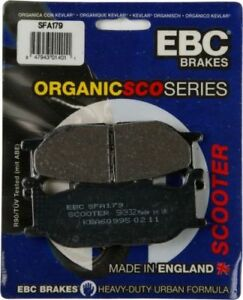 EBC Scooter Brake Pads SFA179