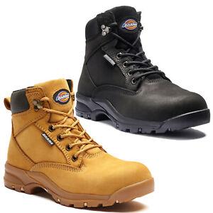 new concept e8bc7 b3778 Details zu Dickies Workwear Damen Sicherheitsstiefel Corbett S3 SRC  Arbeitsstiefel Stiefel