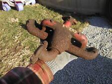 Farmall Cub Lo Boy Low Boy Tractor Ih Underslung Downward Exhaust Manifold