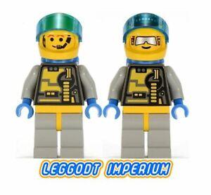 Lego-Space-Minifigures-Unitron-Classic-Astronauts-minifig-FREE-POST