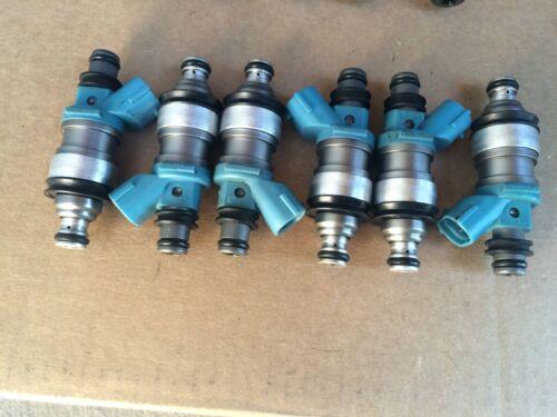 Denso Fuel Injectors Set for Toyota 3.0 V6 23250-20010