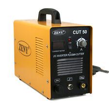 Cut 50 Electric Digital Plasma Cutter Inverter 50amp Welder Cutting Dual Voltage