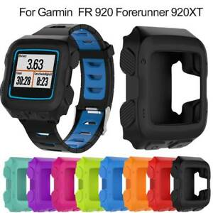 Silicone-Cover-Case-Protector-For-Garmin-FR-920-Forerunner-920XT-GPS-Watch-Band