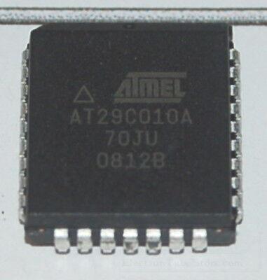 10pcs New AT29C010A-70JU PLCC32 ATMEL