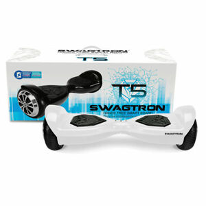 Refurbished-SWAGTRON-T5-Hoverboard-UL2272-Certified-Balancing-Electric-Scooter