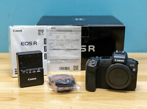 Canon-EOS-R-30-3MP-Digital-Camera-Black-Body-Only-great-condition