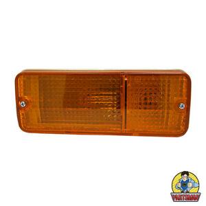 RH-Front-Bar-Lamp-Light-Suzuki-Sierra-SJ413-88-96-Amber
