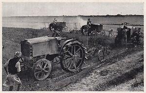 D2340-Autoaratri-al-lavoro-Stampa-d-039-epoca-1925-vintage-print