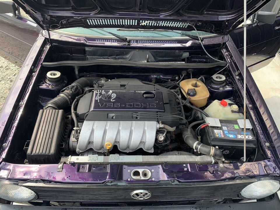 Caddy MK1 2,8 VR6  SYNET/GODKENDT