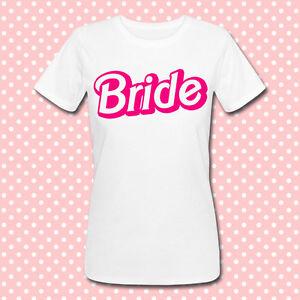 T-shirt donna Addio al Nubilato idea regalo per sposa Bride To Be futura sposa