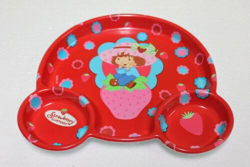Strawberry Shortcake Children/'s Plates Pack of 5 NEW