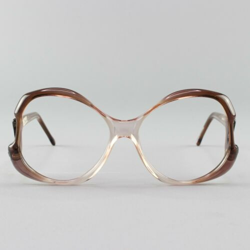 80s Glasses | Vintage Eyeglasses | Oversized Round