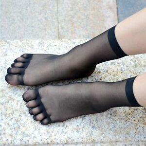 Women-5-Toe-Socks-Single-Toes-Japanese-DCY-Separate-Bodyhose