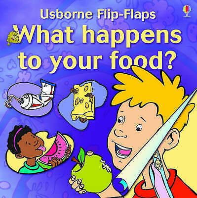 1 of 1 - What Happens to Your Food? by Alastair Smith (Paperback, 1997)