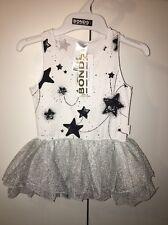 Bonds Tutu Dress Size 0 Bnwt One-pieces Girls' Clothing (newborn-5t)