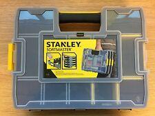 STANLEY 1-97-483 IMPILABILE Sortmaster organizzatore Pezzi Viti etc Scomparto Box