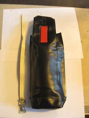 NOS NEW VAR 2000 tire bag / tool bag under saddle seat Vintage