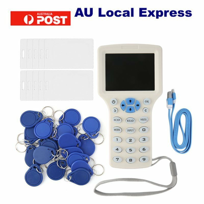 Super Full-Featurot RFID Copier ID IC Card Reader Writer10 Cards20 Tags Lot -L | Schönes Design  | Preisreduktion  | Eleganter Stil  | Fierce Kaufen