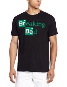 BREAKING-BAD-LOGO-Heisenberg-T-Shirt-Men-039-s-NEW-Licensed-amp-Official