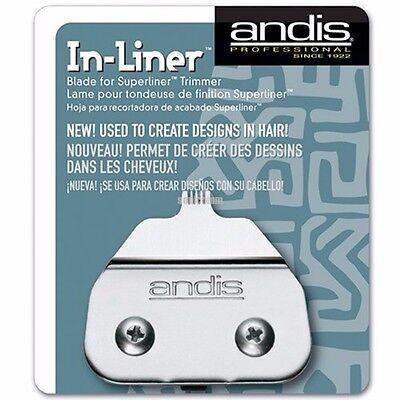 Andis Superliner In-Liner Blade #04885 Detachable Barber Designing Blade Trimmer
