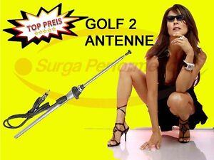 Radio-Antenne-Kotfluegel-VW-Golf-2-UND-Jetta-2-19E-alle-Modelle-Volkswagen-GOLF-2