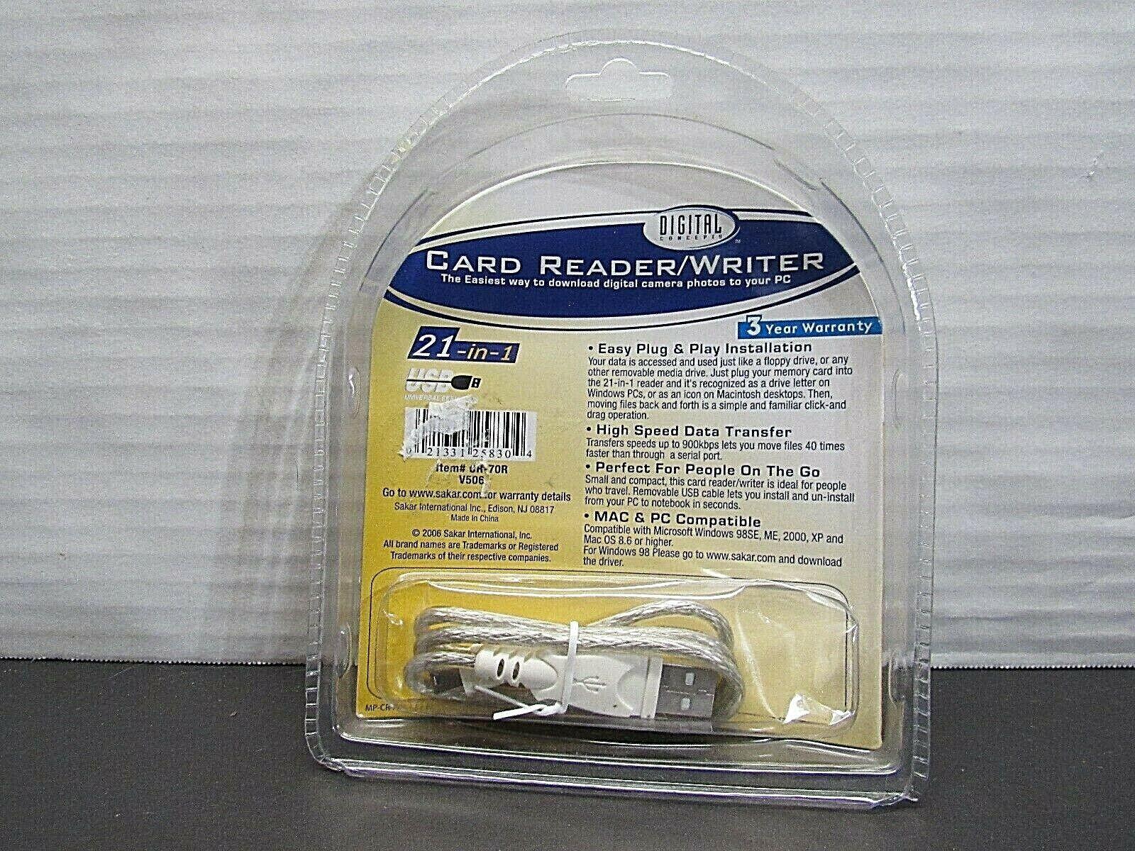 DIGITAL CONCEPTS CR-70R WINDOWS 8.1 DRIVER