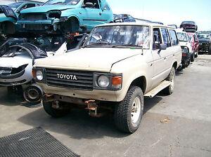 Toyota land cruiser 60 series parts : Kindaichi shonen no jikenbo