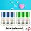 miniatura 1 - 20 OVULAZIONE E TEST DI GRAVIDANZA (10 ciascuno) strisce di urina. piano di fertilità