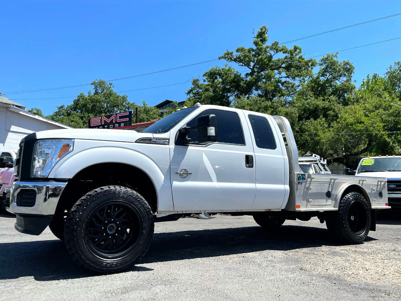 2016 Ford F-250 4WD SuperCab 158