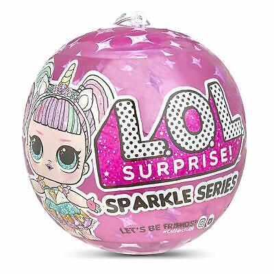 Bambola LOL Surprise Sparkle Series Serie Glitter 7 Livelli Sorprese