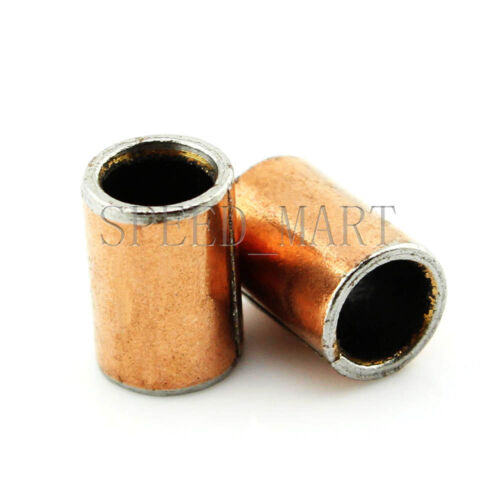 5Pcs SF-1 0610 Self Lubricating Composite Bearing Bushing Sleeve 6*8*10mm New
