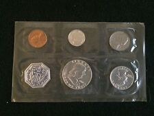 1961 U. S. Mint  Silver Proof Set. in original package