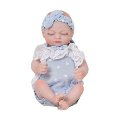 "Knitted Bellyband Hat Underpants Clothes for 10/""-11/"" Reborn Baby Girl Doll"