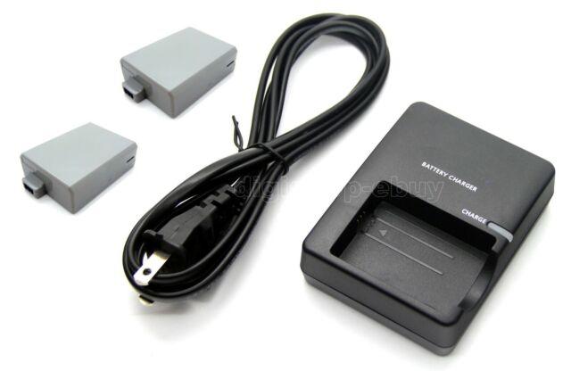 USB Cargador De Batería Para Canon DS126181 DS126231 DS126191 LP-E5 LC-E5E CBC-E5