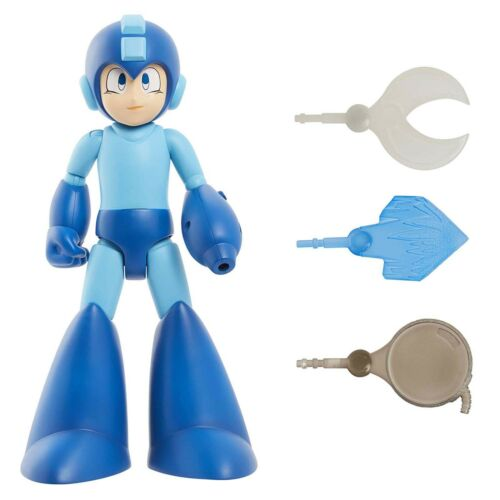 Mega Man Deluxe 12 Inch Action Figure With Sound Effects NEW IN STOCK