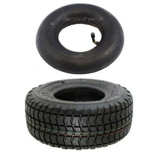 Gas Scooter Tire Inner TUBE 9x3.50//3.00-4 Combo Kit 300x4 goped Evo X-treme