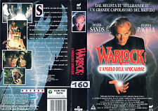 Warlock. L'Angelo dell' Apocalisse (1993)  VHS RCS  Anthony Hickok J. Pacula