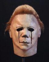 Michael Myers Halloween Ii Blood Tears Trick Or Treat Studios Mask Licensed
