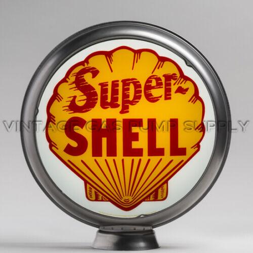 """G176 Super Shell 13.5/"""" Gas Pump Globe w// Steel Body"""
