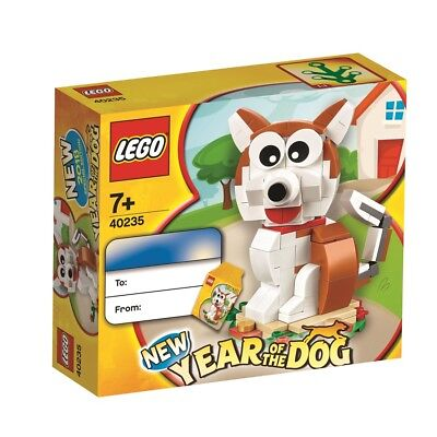 2018 Lunar Year LEGO 40235 Year Of The Dog Brand New /& Sealed