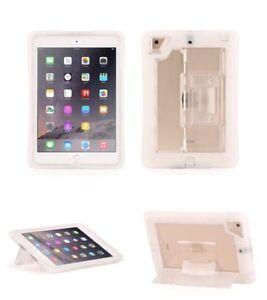 newest 60558 6a7a2 Details about Griffin Survivor Slim Drop Impact Clear Case For iPad Mini,  Mini 2 & Mini 3