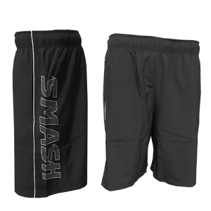 new Smash It Sports Microfiber Shorts BLACK 2XL