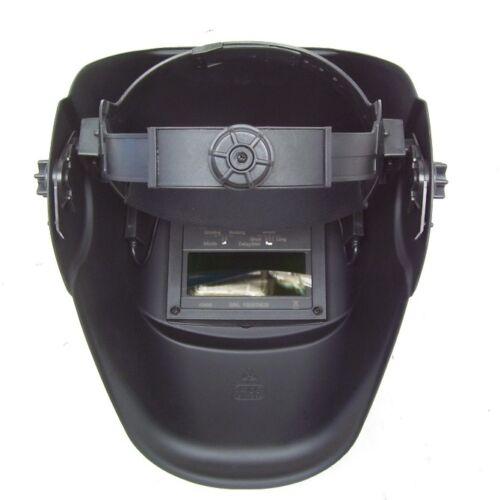 Artotic Automatik Schweißhelm schwarz Schweißschirm Schweißschild Schweißmaske