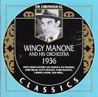 1936 by Wingy Manone (CD, Nov-1996, Classics)